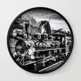 Philadelphia 61269 Black And White Wall Clock