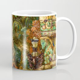Portrait of the Goddess Saturn by Gustave Moreau Coffee Mug