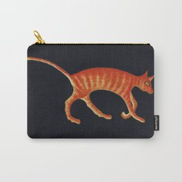 Ginger, Orange Tabby Carry-All Pouch