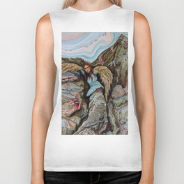 Earth Angel Biker Tank