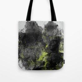 Polar Opposite Tote Bag