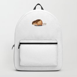 Pellet Factory Hamster Rodents Wild Animals Domestic Pet Lovers Gifts Backpack