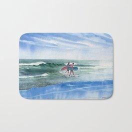 The Surfers Bath Mat