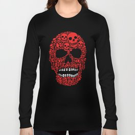 Head Dead Scull Long Sleeve T-shirt