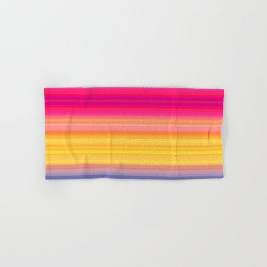 Society Sunset Hand & Bath Towel