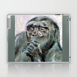 Ishmael, the Gorilla Laptop & iPad Skin