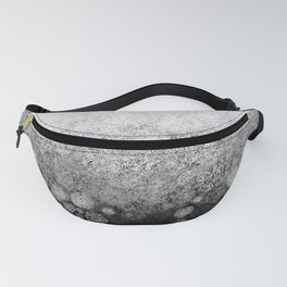 Snowfall on Black Fanny Pack