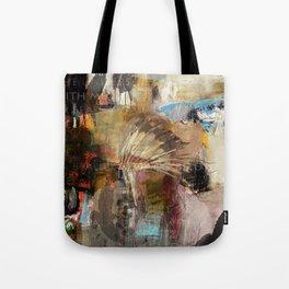 'WALK IN BEAUTY' Tote Bag