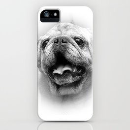 Dog3 iPhone Case