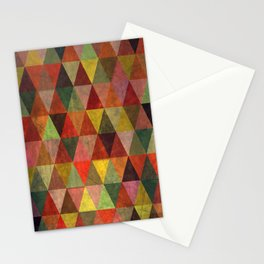 Abstract #335 Off My Meds Stationery Cards