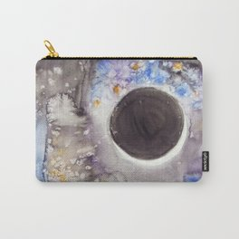 Super Moon Lunar Eclipse Carry-All Pouch
