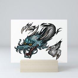 Dragon Soar Mini Art Print