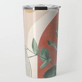Nature Geometry IV Travel Mug