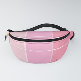 Pink Gradient Swatch Fanny Pack