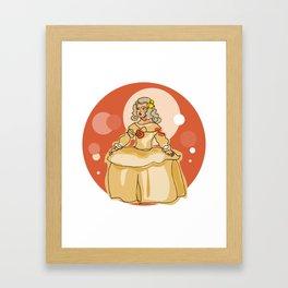La Menina Framed Art Print
