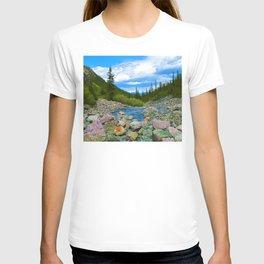 Geraldine Lakes Hike in Jasper National Park, Canada T-shirt