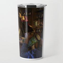 Pirate Cavern Travel Mug
