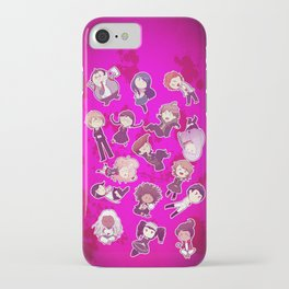 Dangan Ronpa iPhone Case