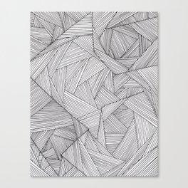 fibers (1) Canvas Print