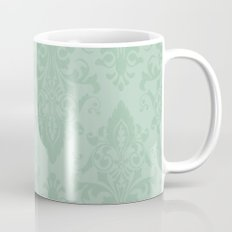 Winter Flowers Mug
