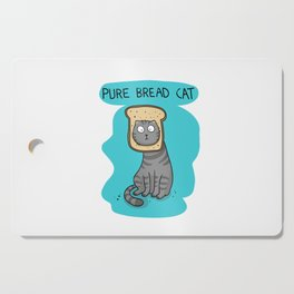 Pure bread cat Cutting Board