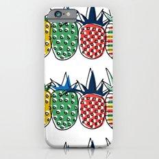 Pineapples Slim Case iPhone 6s