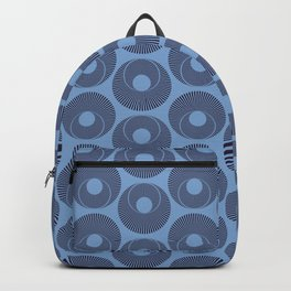Colored Fifties Pattern 06 Backpack