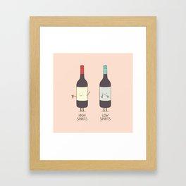 Moods... Framed Art Print