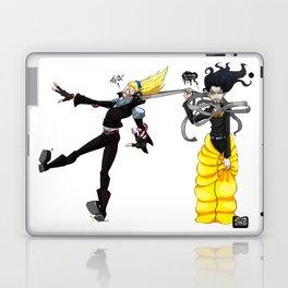 LOUD Laptop & iPad Skin