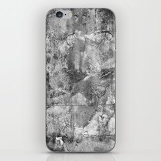 Abstract Concrete Grunge iPhone & iPod Skin