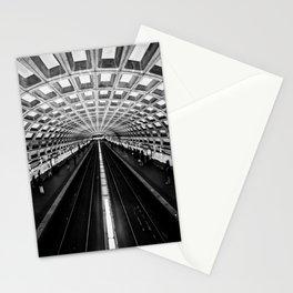 The Underground Stationery Cards