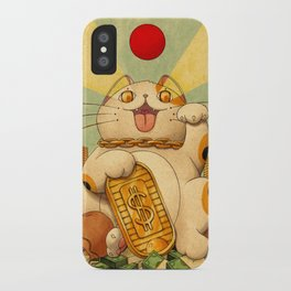 Cash Money iPhone Case