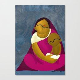 Relation Canvas Print