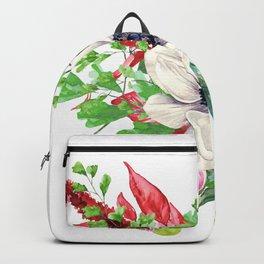 Peony Hearts Backpack