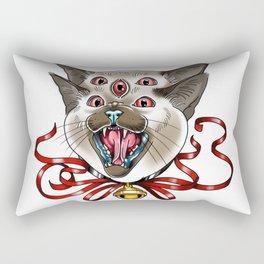 Siamese Kitty Rectangular Pillow