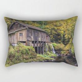 Cedar Creek Grist Mill Rectangular Pillow