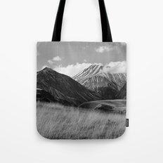 The Ice Cream Mountain Tote Bag
