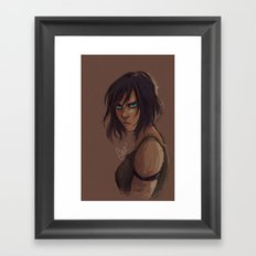 The Avatar Framed Art Print