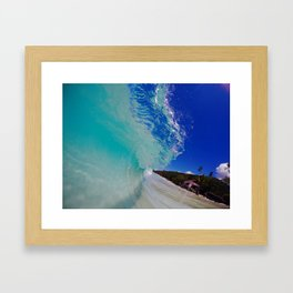 The Truth is Framed Art Print
