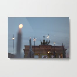 Berlin Love Metal Print