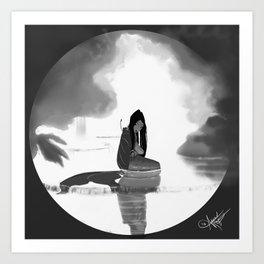 Self Discovery Art Print