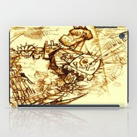 robot iPad Cases featuring Robot by Jamie Clayton