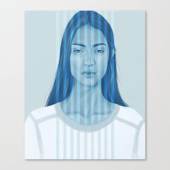 Luminescence Canvas Print