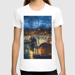 Rome, romantic nights T-shirt