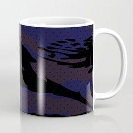 Dot Tiger Camouflage Coffee Mug