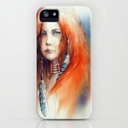 """""""Louve"""" iPhone Case"""