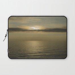 Lake Superior sunset  Laptop Sleeve