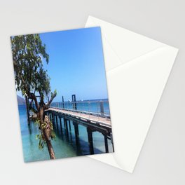 Fitzroy Blue Stationery Cards