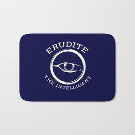 Divergent - Erudite The Intelligent Bath Mat