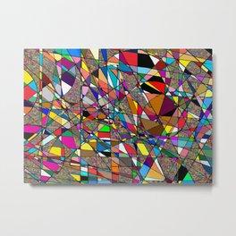 Jazzotonic Metal Print